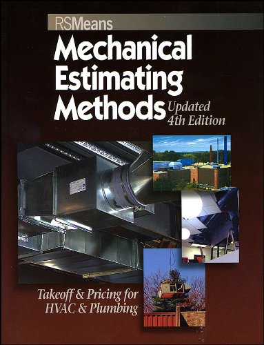 9780876290170: Mechanical Estimating Methods: Takeoff & Pricing for Hvac & Plumbing