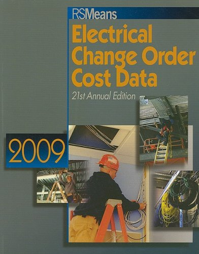 RS Means, Electrical Change Order Cost Data: John H. Chiang