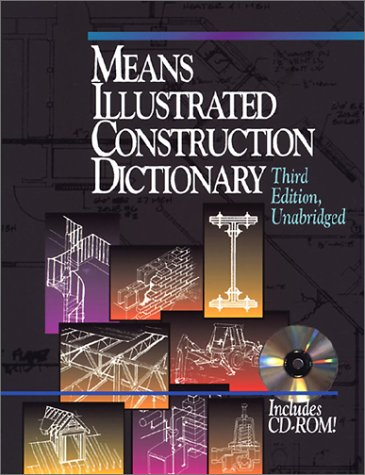 9780876292198: Means Illustrated Construction Dictionary