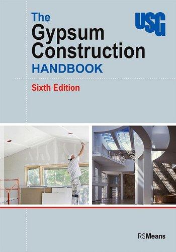 9780876292587: The Gypsum Construction Handbook - AbeBooks