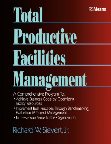 9780876295007: Total Productive Facilities Managment