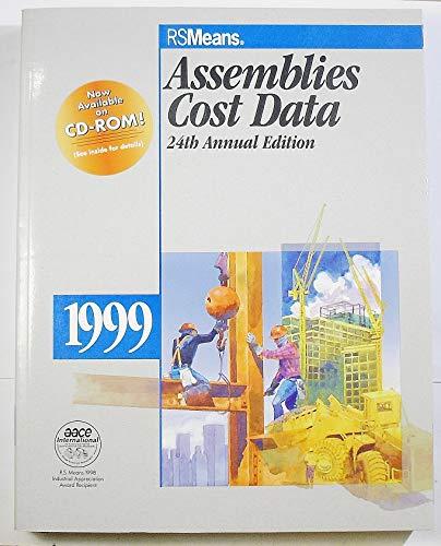 9780876295021: Means Assemblies Cost Data