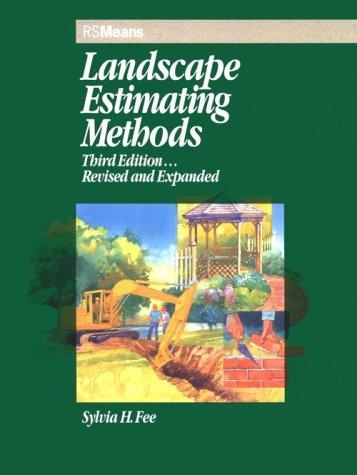 9780876295342: Landscape Estimating Methods (Landscape Estimating Methods, 3rd ed)