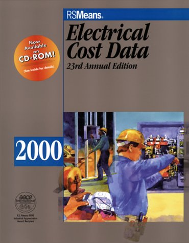 9780876295434: Electrical Cost Data 2000 (Means Electrical Cost Data, 2000)