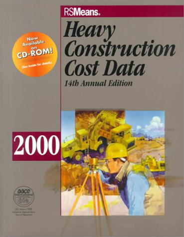 9780876295533: Heavy Construction Cost Data 2000 (Means Heavy Construction Cost Data 2000)