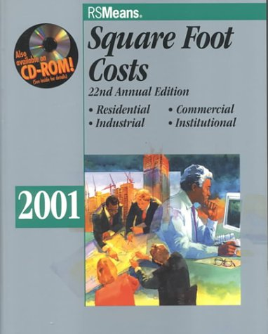 Square Foot Costs 2001 (Means Square Foot Costs)