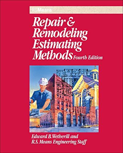 9780876296615: Repair and Remodeling Estimating Methods