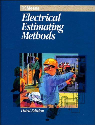 9780876297018: Electrical Estimating Methods
