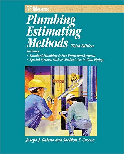 9780876297049: RSMeans Plumbing Estimating Methods