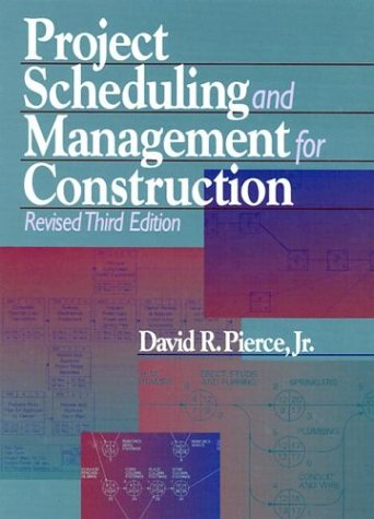 9780876297384: Project Scheduling and Management for Construction