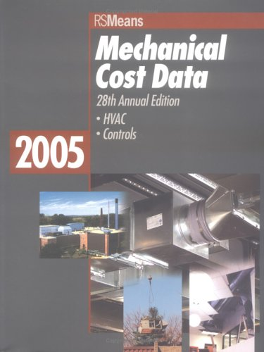 9780876297537: Mechanical Cost Data 2005 (Means Mechanical Cost Data)
