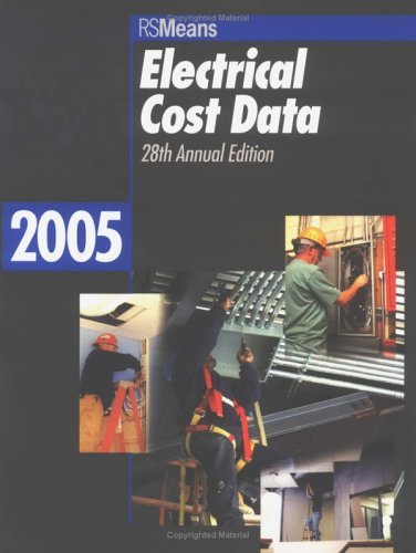9780876297544: Electrical Cost Data 2005 (Means Electrical Cost Data)