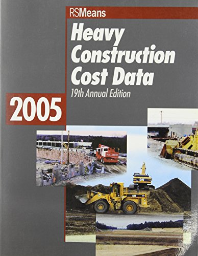 9780876297674: 2005 Heavy Construction Cost Data (Means Heavy Construction Cost Data)