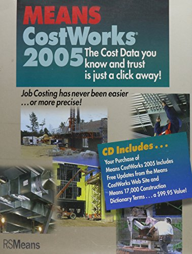 9780876297773: Costworks 2005: The Cost Data You Know And Trust Is Just A Click Away!