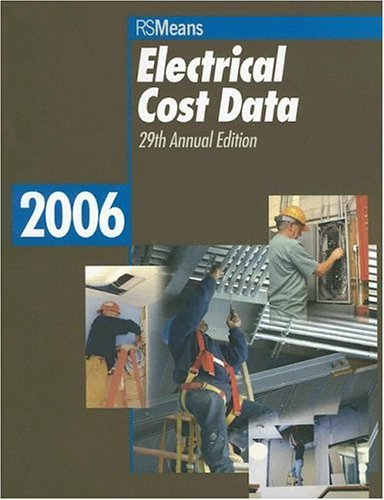 9780876297902: Electrical Cost Data 2006 (Means Electrical Cost Data)