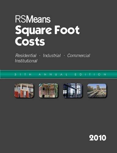9780876298299: RS Means Square Foot Costs 2010