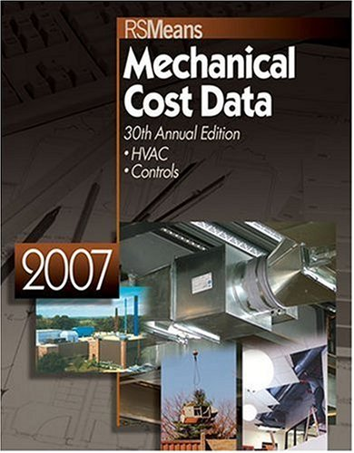 9780876298640: 2007 Means Mechanical Cost Data