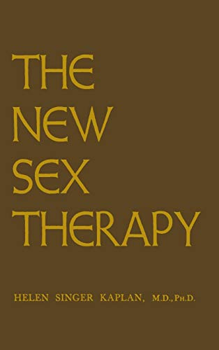 9780876300831: New Sex Therapy: Active Treatment Of Sexual Dysfunctions (Vol 1)