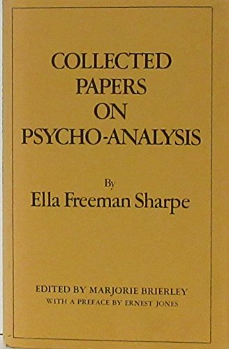 Collected Papers on Psycho-Analysis