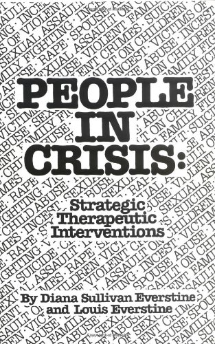 9780876302866: People In Crisis: Strategic Therapeutic Interventions