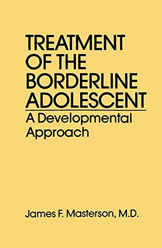 9780876303948: Treatment Of The Borderline Adolescent: A Developmental Approach