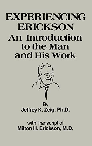 9780876304099: Experiencing Erikson: Introduction to the Man and His Work