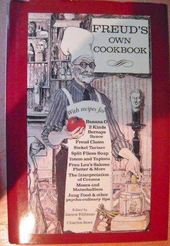9780876304976: Freud's Own Cookbook