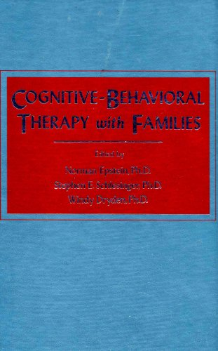 9780876305034: Cognitive-Behavioral Therapy with Families
