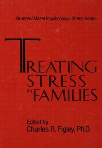 9780876305300: Treating Stress In Families......... (Psychosocial Stress Series)