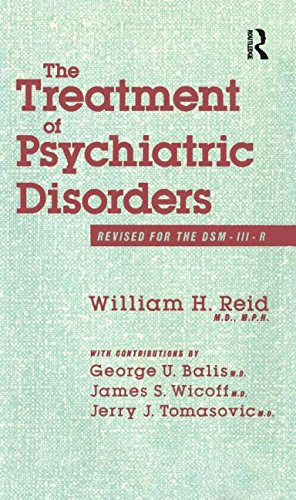 9780876305362: Treatment of Psychiatric Disorders: Revised for DSM-III-R
