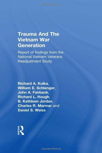 Trauma And The Vietnam War Generation: Report Of Findings From The National Vietnam Veterans Read...