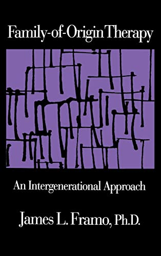 9780876305904: Family-Of-Origin Therapy: An Intergenerational Approach
