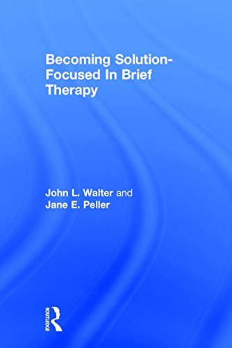 9780876306536: Becoming Solution-Focused In Brief Therapy