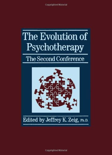 9780876306772: The Evolution Of Psychotherapy: The Second Conference