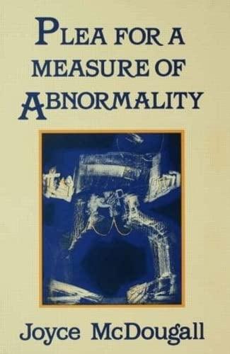 9780876307014: Plea For A Measure Of Abnormality