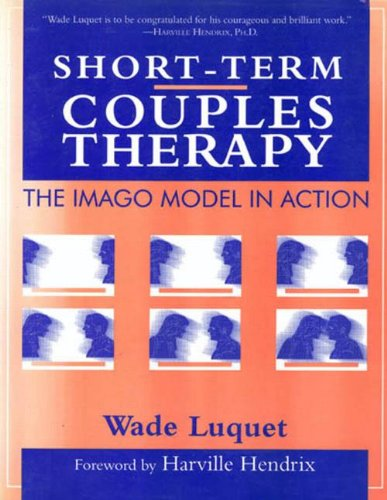 9780876308028: Short-Term Couples Therapy: The Imago Model In Action