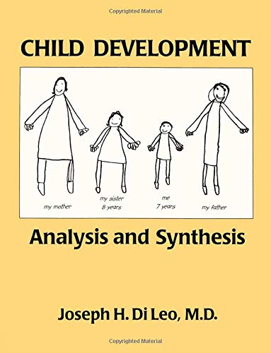 9780876308349: Child Development: Analysis And Synthesis