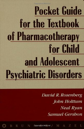 9780876308714: Pocket Guide For Textbook Of Pharmocotherapy