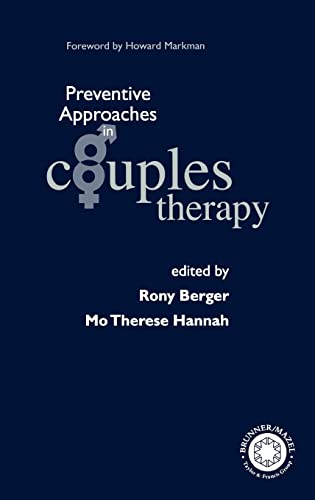 9780876308769: Preventive Approaches in Couples Therapy