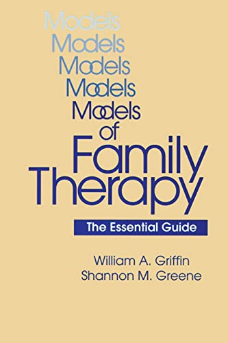 9780876308868: Models Of Family Therapy: The Essential Guide