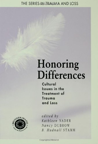 9780876309346: Honoring Differences: Cultural Issues in the Treatment of Trauma and Loss (Series in Trauma and Loss)