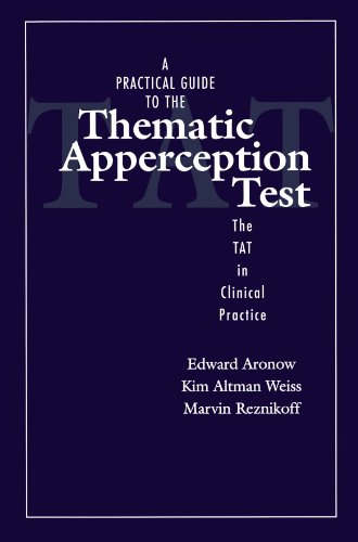 9780876309445: A Practical Guide to the Thematic Apperception Test: The TAT in Clinical Practice