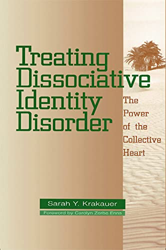 9780876309759: Treating Dissociative Identity Disorder: The Power of the Collective Heart