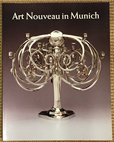 Art nouveau in Munich: Masters of Jugendstil from the Stadtmuseum, Munich, an.