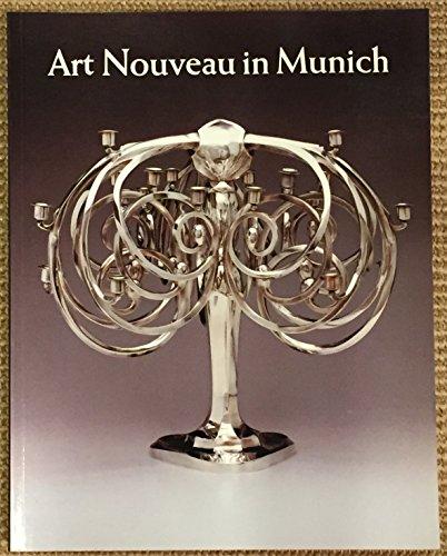 Art nouveau in Munich: Masters of Jugendstil from the Stadtmuseum, Munich, an.