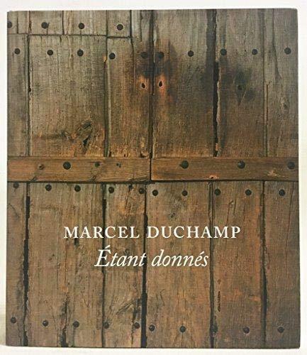 9780876332108: Marcel Duchamp: Etant Donnes