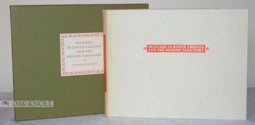 9780876360071: Title: Sketches in North America and the Oregon Territory