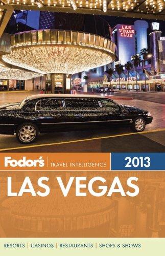9780876371213: Fodor's Las Vegas 2013 (Full-color Travel Guide)