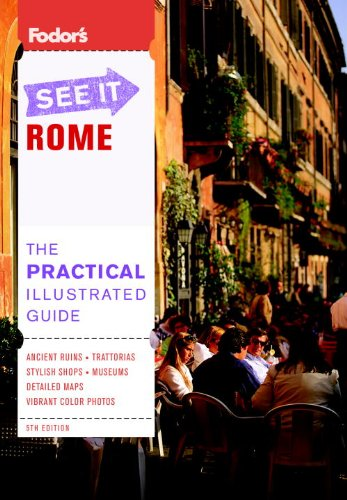 9780876371381: Fodor's See It Rome, 5th Edition (Full-color Travel Guide)