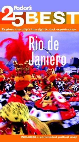 9780876371459: Fodor's Rio de Janeiro's 25 Best (Full-color Travel Guide)